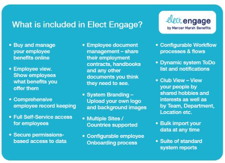 Elect engage graphic